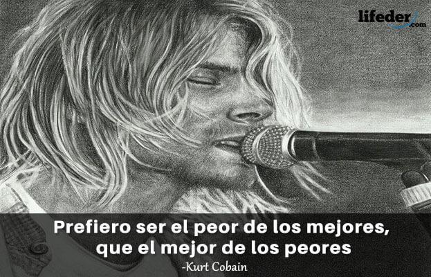 As 100 melhores frases de Kurt Cobain [com imagens] 8