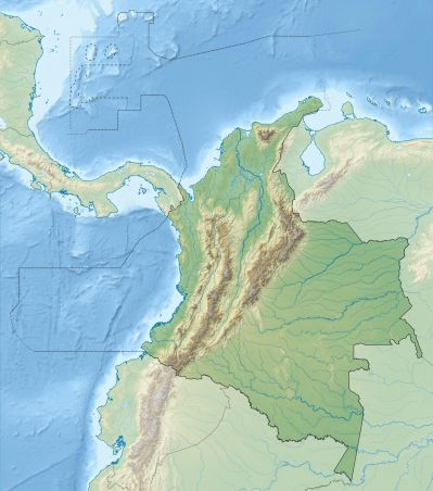 Socorro da região do Caribe da Colômbia: características 1