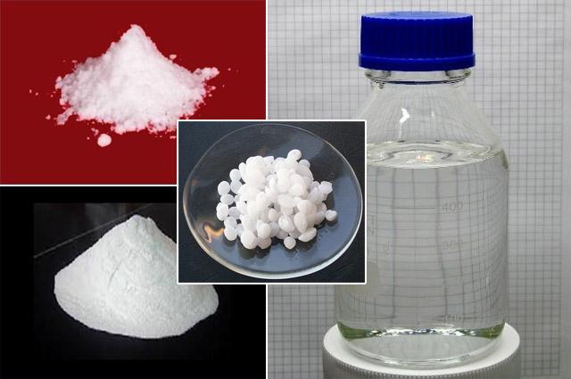 50 exemplos de compostos inorgânicos 13