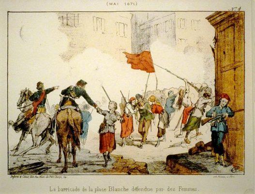 Comuna de Paris: antecedentes, causas, consequências 1