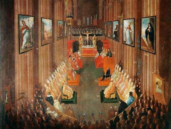 Concílio de Trento: Causas, Consequências e Encerramento 1
