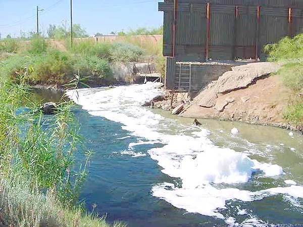 Poluição da água: poluentes, causas, consequências 3
