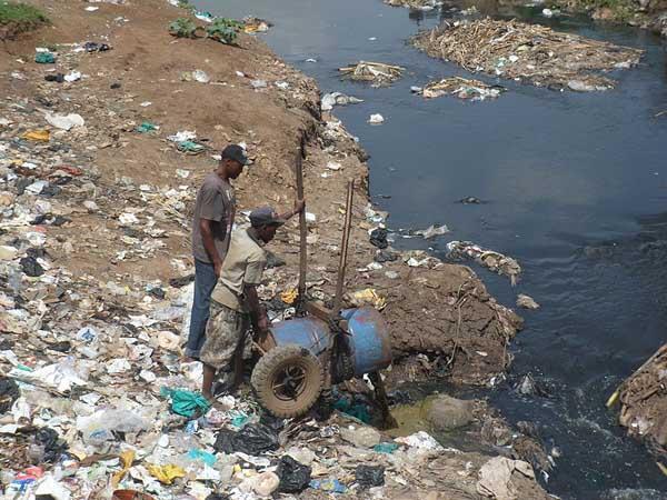 Poluição da água: poluentes, causas, consequências 1