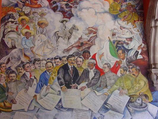 Revolução Mexicana: causas, etapas, consequências 11