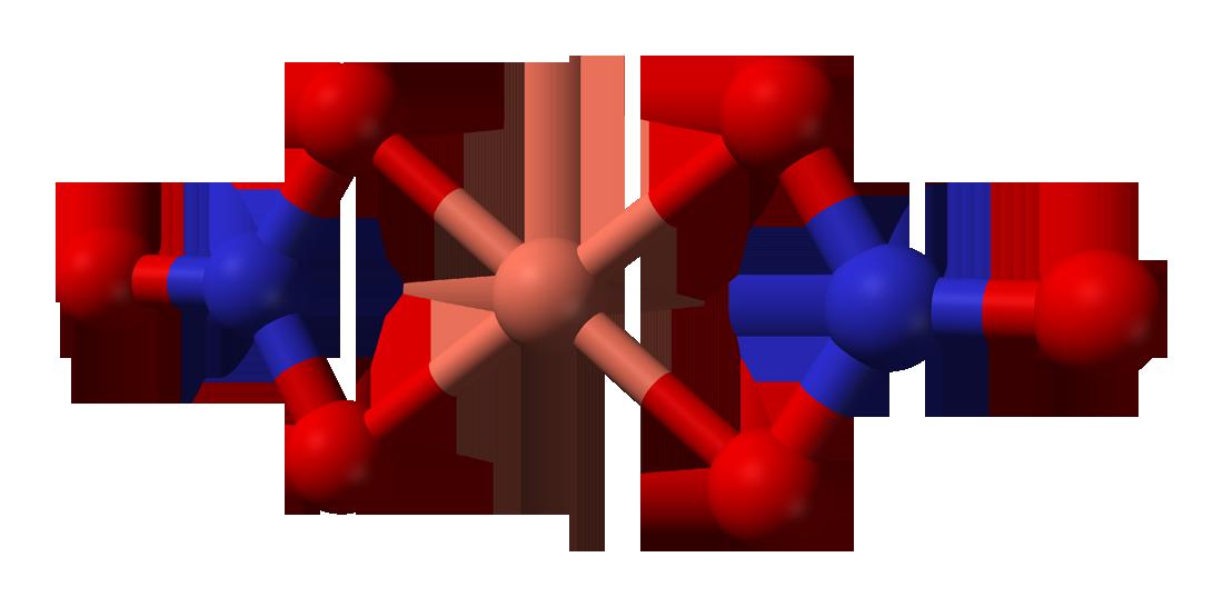 Nitrato de cobre (Cu (NO3) 2): estrutura, propriedades, usos 2