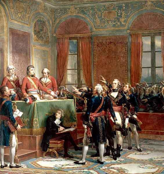 Napoleão Bonaparte: biografia - infância, governo, guerras 12