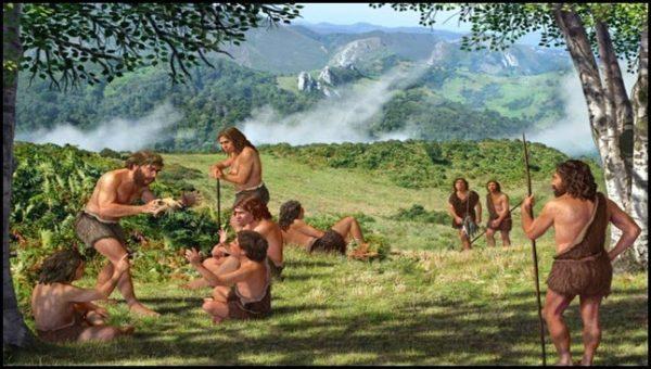 Como nossos ancestrais se comunicaram? 1