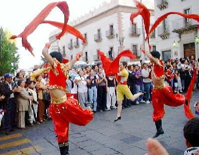 Cultura Zacatecas: Costumes, Tradições, Música, Arte 1