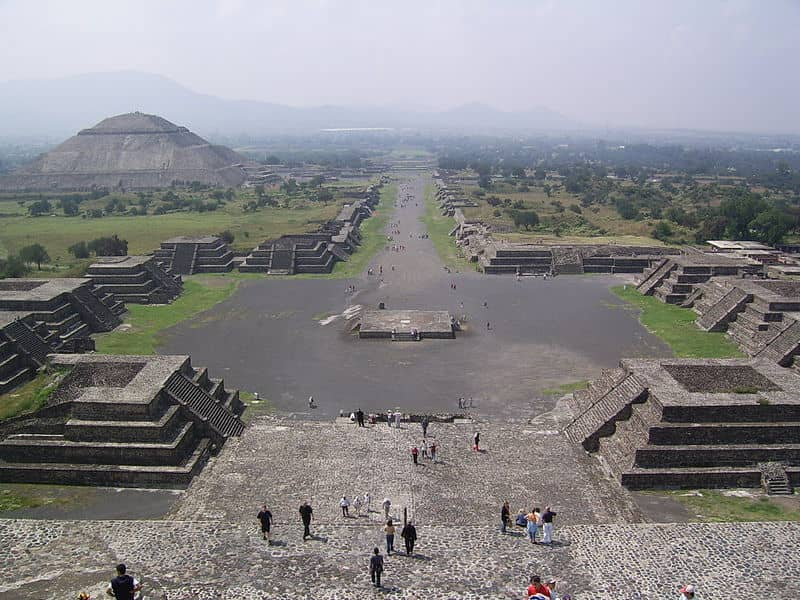 Cultura Teotihuacana: Características, História, Tradições 1
