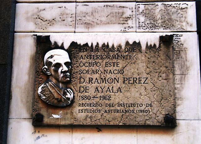 Ramón Pérez de Ayala: biografia, estilo e obras 3