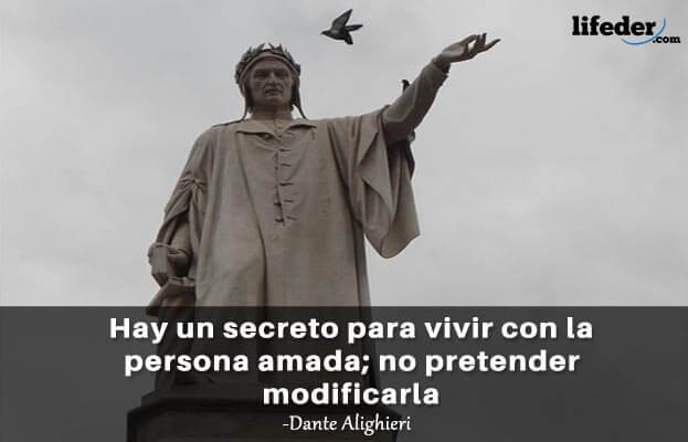 As 100 melhores frases de Dante Alighieri 13