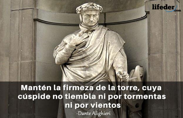 As 100 melhores frases de Dante Alighieri 15