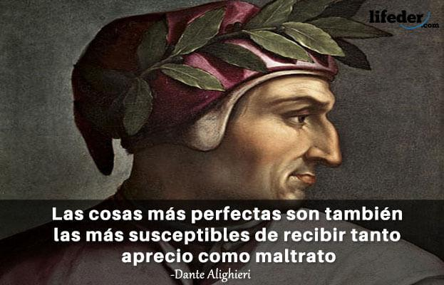 As 100 melhores frases de Dante Alighieri 3