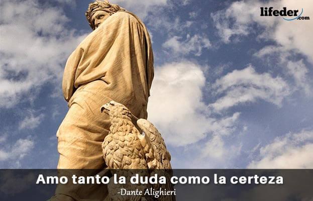 As 100 melhores frases de Dante Alighieri 9