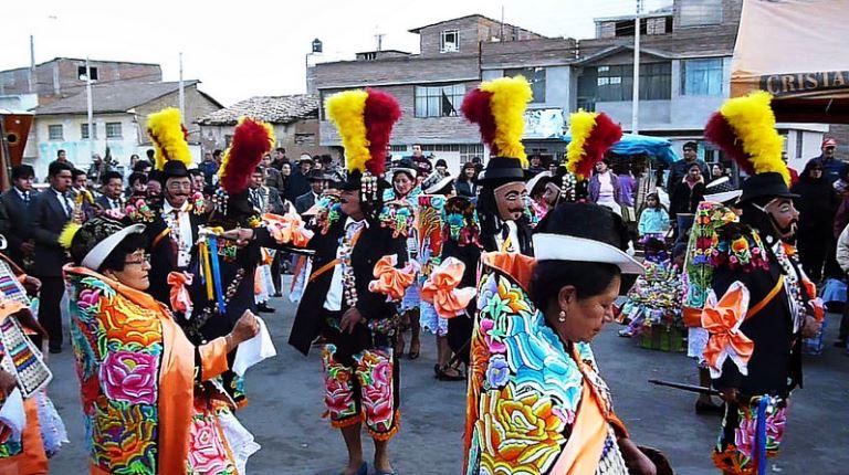 As 5 Danças Huancavelica Mais Populares 1