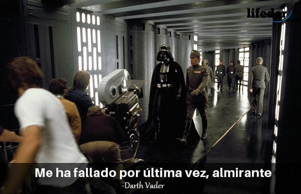 As 101 melhores citações de Darth Vader 10