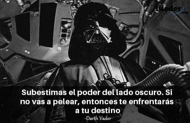 As 101 melhores citações de Darth Vader 12