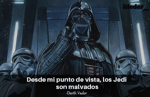 As 101 melhores citações de Darth Vader 16