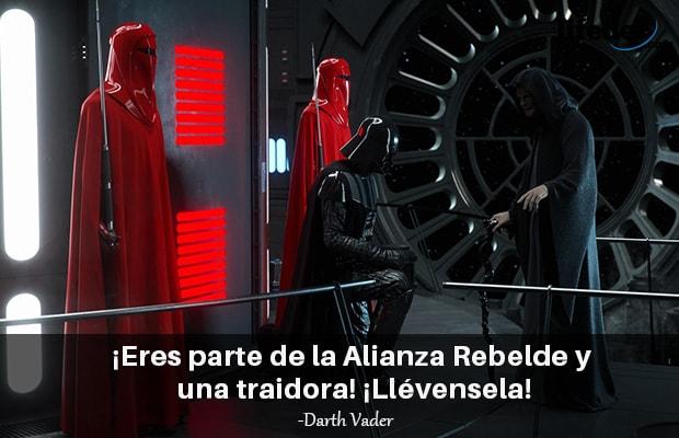 As 101 melhores citações de Darth Vader 18