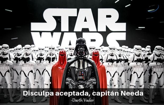 As 101 melhores citações de Darth Vader 20