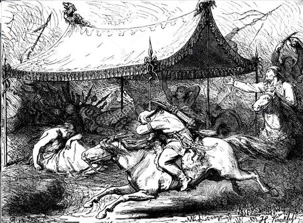 Átila, o Huno: biografia, batalhas, morte, personalidade 8