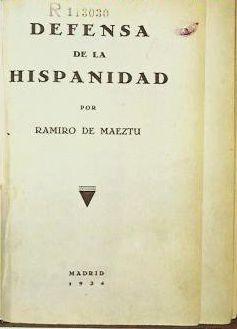 Ramiro de Maeztu: biografia, estilo e obras 3