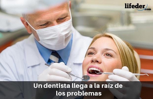 As 60 melhores frases de dentistas 2