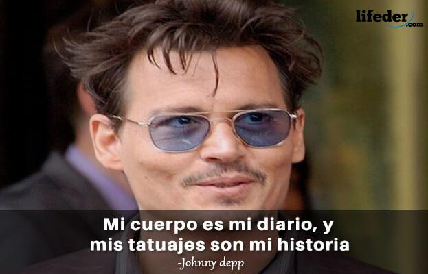 As 100 melhores frases de Johnny Depp 1