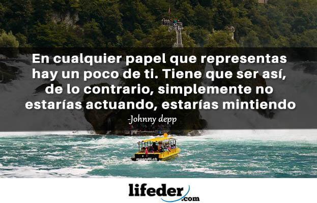 As 100 melhores frases de Johnny Depp 15