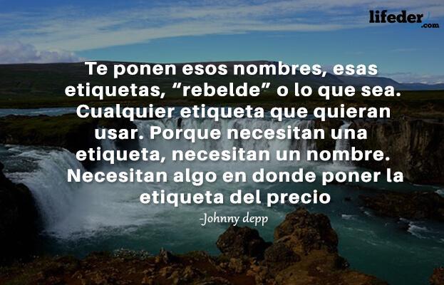As 100 melhores frases de Johnny Depp 16
