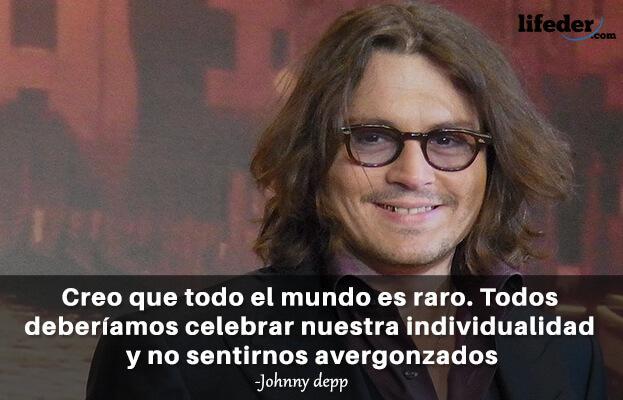 As 100 melhores frases de Johnny Depp 2