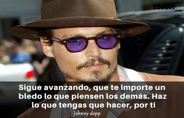 As 100 melhores frases de Johnny Depp 3