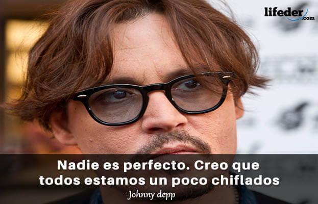 As 100 melhores frases de Johnny Depp 5