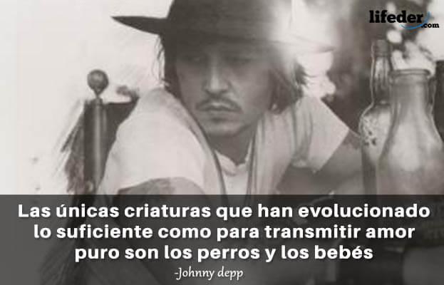 As 100 melhores frases de Johnny Depp 6