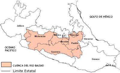 As 4 principais depressões do México 1