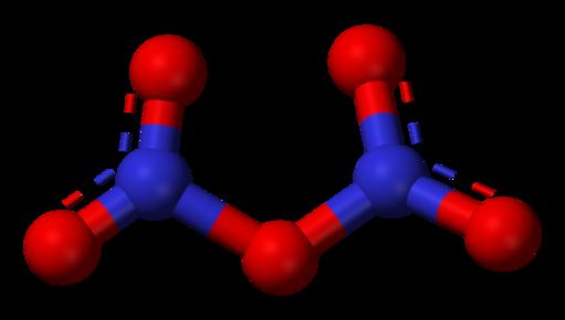 Óxidos de nitrogênio (NOx): formulações e nomenclaturas 4