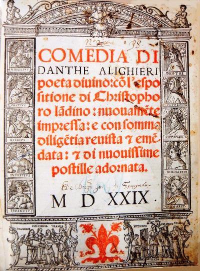Sobre o que é a Divina Comédia? 1