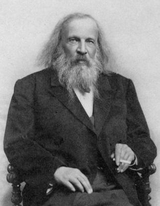 Dmitri Mendeleev: Biografia, Contribuições 1