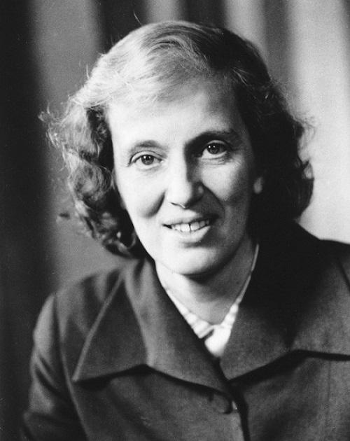 Dorothy Crowfoot Hodgkin: biografia, contribuições, agradecimentos 1