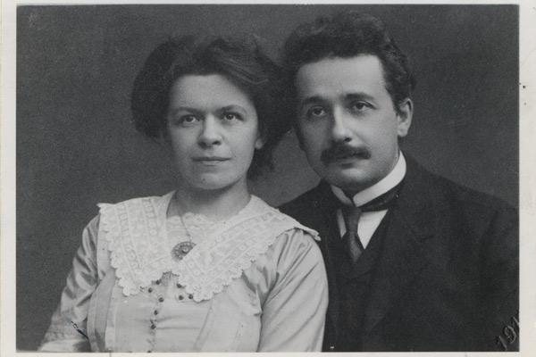 Lieserl Einstein Maric: biografia 1