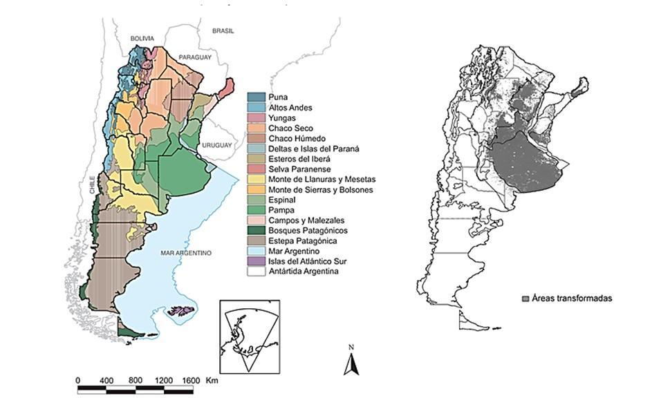 Quais são os recursos naturais da Argentina? 2