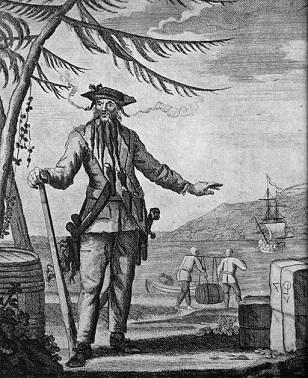 Os 33 piratas mais famosos da história 4