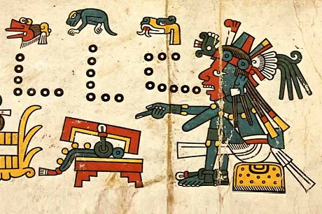 Os 30 deuses toltecas mais importantes 13