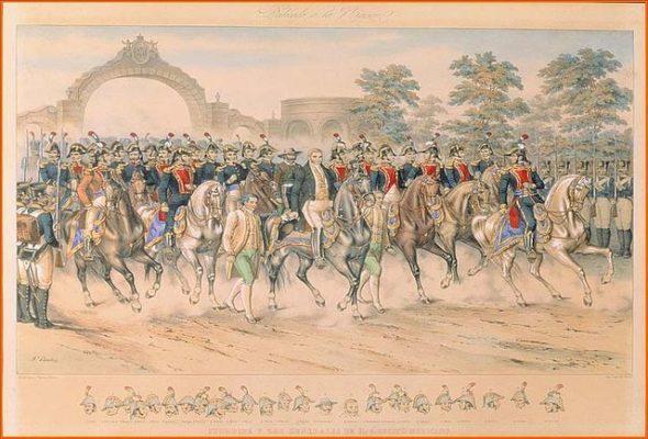 Exército Trigarante: Histórico, Desenvolvimento