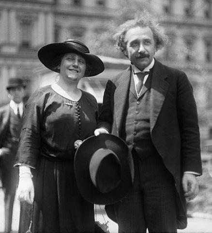 Elsa Einstein: biografia 1