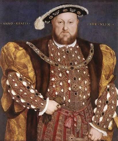 Henrique VIII da Inglaterra: biografia e as seis esposas 1