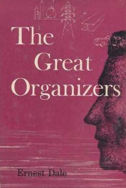 Ernest Dale: Biografia e contribuições para a administração 5