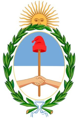 Quando e por que foi criado o Escudo Argentino? 1