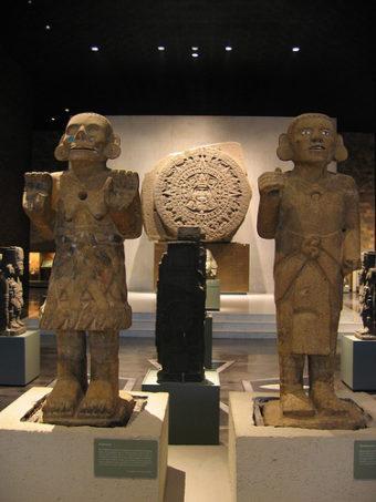 Escultura Asteca: Origem, Características e Obras 1