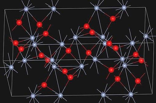 Óxido de cromo (III): estrutura, nomenclatura, propriedades, usos 2